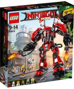 LEGO® Ninjago 70615 Ohnivý robot