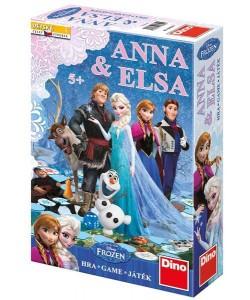 Dino Hra Anna a Elsa