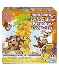 Mattel Hra Padající opičky - NOVÝ OBAL