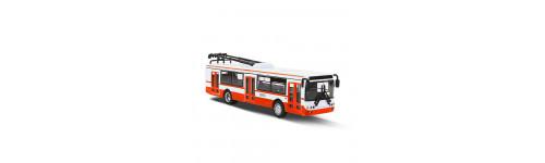 Autobusy, tramvaje...