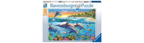 Puzzle 500 dílků